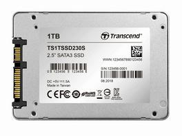 Transcend SSD230S, int. 1 TB SSD 6,35 cm, SATA III