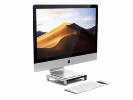 Satechi Aluminium Monitor Stand, für iMac, silber