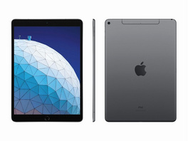 Apple iPad Air mit WiFi & Cellular, 256 GB, 2019, space grau