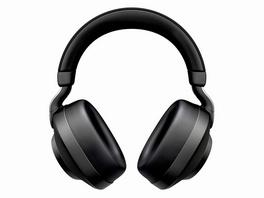Jabra Elite 85h, Over-Ear-Kopfhörer, Bluetooth, ANC, Wireless, schwarz