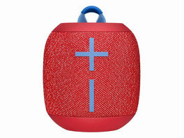 Ultimate Ears WONDERBOOM 2,  mobil. Lautsprecher, wasserdicht, rot