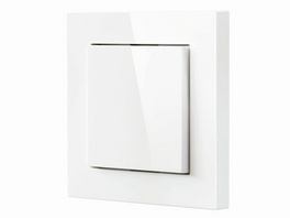 Eve Light Switch, smarter Lichtschalter, Bluetooth, weiß