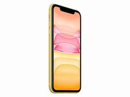 Apple iPhone 11, 128 GB, gelb