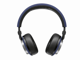 Bowers & Wilkins PX5, On-Ear-Kopfhörer, ANC, Wireless, blau