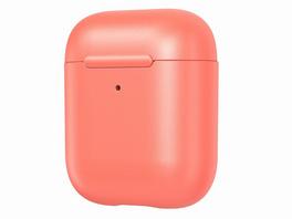 Tech21 Studio Colour, Schutzhülle für AirPods, korallenrot