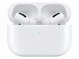 Apple AirPods Pro, In-Ear-Headset inkl. kabellosem Ladecase, Wireless, weiß
