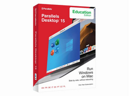 Parallels Desktop 16, Virtualisierungssoftware für Mac, Education-Version, Abo