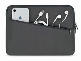 """Artwizz Neopren Sleeve Pro, Schutzhülle für MacBook Pro 16"""", titan-grau"""