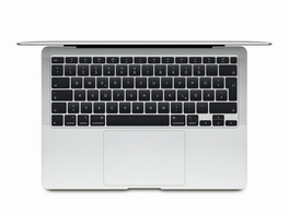 "Apple MacBook Air Retina 13"" (2020), i3 1,1 GHz, 8 GB RAM, 256 GB SSD, silber"