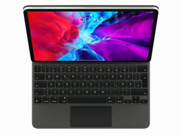 "Apple Magic Keyboard, für iPad Pro 12,9"", USB-C, schwarz"