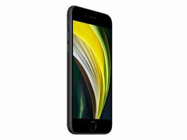 Apple iPhone SE, 128 GB, schwarz