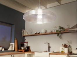 Philips Hue White, E27 Glühbirne, 1.600 lm, Bluetooth