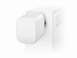 Eve Thermo, 2x smartes Heizkörperthermostat, Bluetooth, Thread, weiß