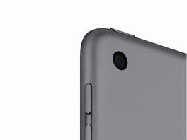 Apple iPad (2020), mit WiFi, 128 GB, space grau