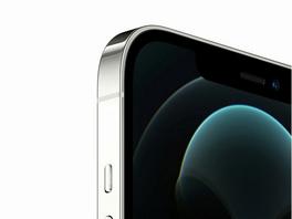 Apple iPhone 12 Pro Max, 256 GB, silber