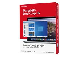 Parallels Desktop 16, Virtualisierungssoftware für Mac, Lizenz/Abonnement