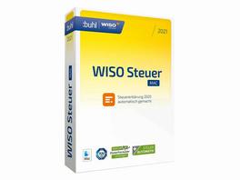 Buhl Data WISO Steuer: Mac 2021, Steuererklärung, Finanzsoftware