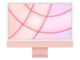 """Apple iMac 24"""", M1 8-Core CPU, 7-Core GPU, 8 GB RAM, 256 GB SSD, rose"""