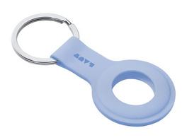 LAUT HUEX TAG, Anhänger mit Schlüsselring für Apple AirTag, hellblau