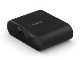 Belkin SOUNDFORM Connect Audio-Adapter mit AirPlay 2, schwarz